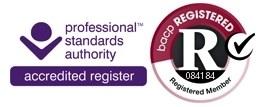 BACP registered jane farliegh logo
